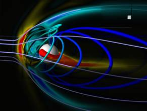 Magnetosphere-Solar Wind Research Activities